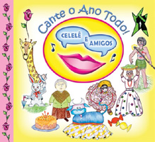 CD infantil educativo Cante o Ano Todo